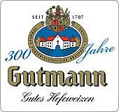 Gutmann - Gutes Hefeweizen